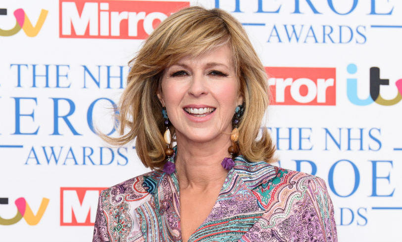 Kate Garraway exhibits her daughter Darcey, 11, offers her fashion advice
