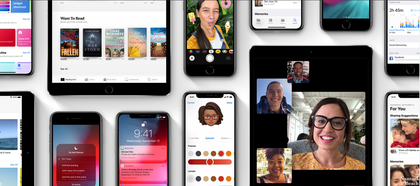 iOS 12 is out today as promised  Apple